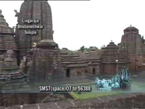 7 Wonders of India: Lingaraja Bhubaneshwar Temple