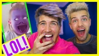 TRY NOT TO LAUGH CHALLENGE 2!