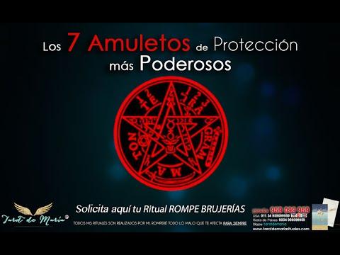 7 Amuletos De Protección Más Poderosos Del Mundo Y Cómo