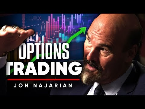 JON NAJARIAN - OPTIONS TRADING: How To Learn Options Trading? | London Real