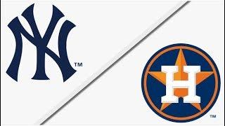 New York Yankees vs Houston Astros | Full Game Highlights | 5/1/18