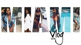 Miami Vlog 2018 - Memorial Weekend - London Girls