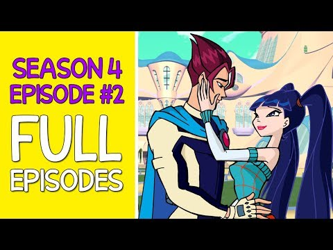 "Winx Club Season 4 Episode 2 ""The Tree Of Life"" RAI English HQ"