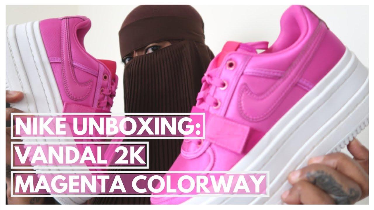 Nike Unboxing: Nike Vandal 2k Surprise