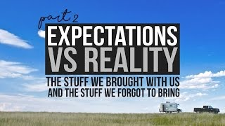 part 2   expectations vs reality of rv life   fulltime traveling   a drivin vibin travel vlog