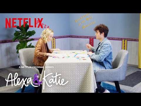 Fun with the A&K Cast | Alexa & Katie | Netflix Futures from YouTube · Duration:  2 minutes 22 seconds