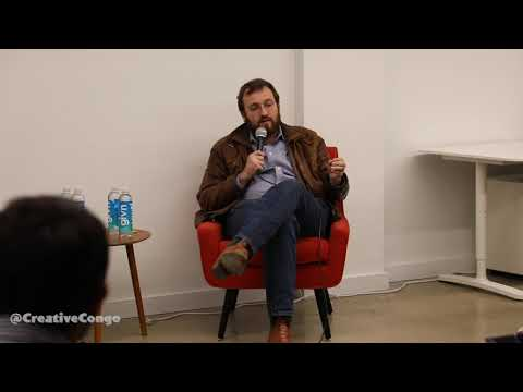 Fireside chat with Charles Hoskinson March 28, 2019 - NYC