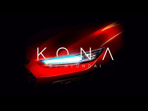[HOT NEWS] Hyundai | Mostly Reveals the Kona Crossover-the Heads up Display