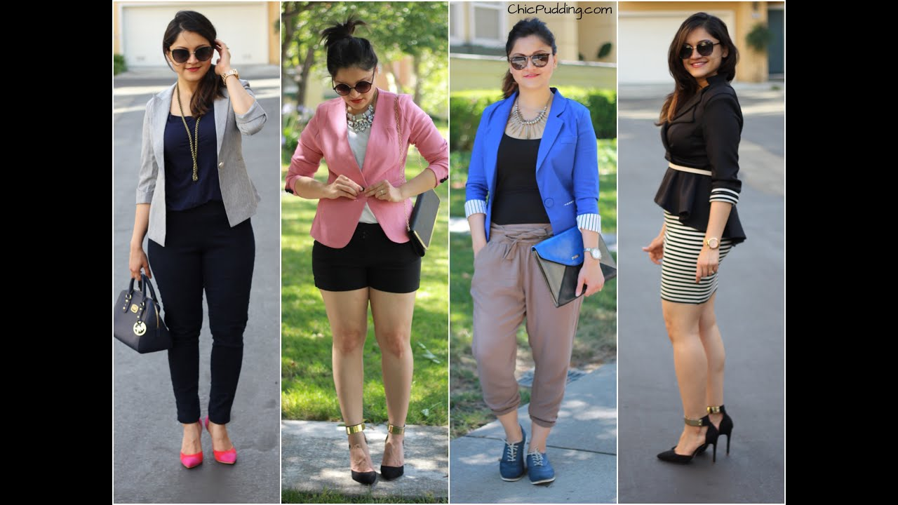 Fashion mia complaints - 4 Fun Ways To Style Blazers Try On And Review Of Fashionmia Com