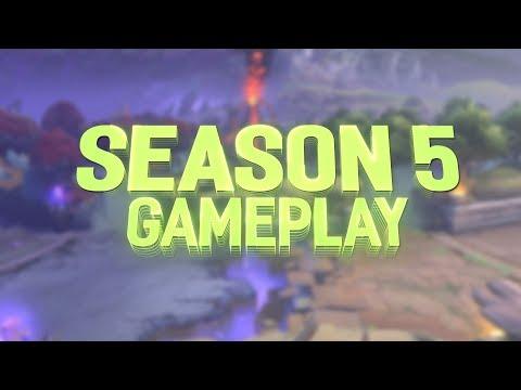 SEASON 5 GAMEPLAY! TEACHING SOME SUPPORT! - Incon - Smite