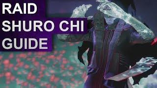 Destiny 2 Forsaken: Shuro Chi die Korrumpierte Letzter Wunsch Raid (Deutsch/German)