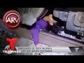 Empleados de tren salvan a mujer suicida | Al Rojo Vivo | Telemundo