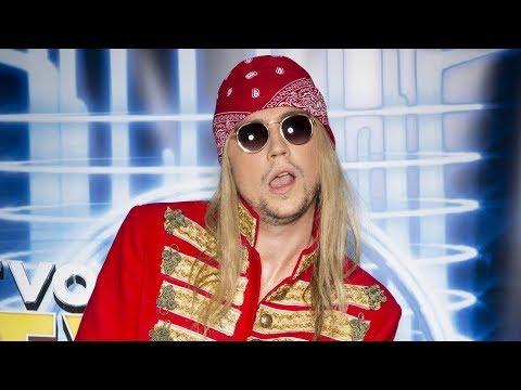 TVOJA TVÁR ZNIE POVEDOME - Dárius Koči ako Guns N' Roses ...