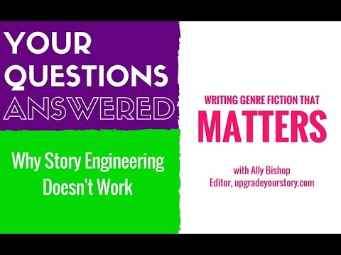 """Why story """"engineering"""" doesn't work"""