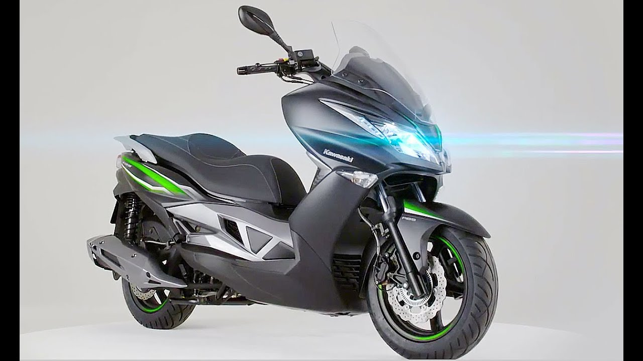 2019 kawasaki j125 scooter new features relase youtube. Black Bedroom Furniture Sets. Home Design Ideas