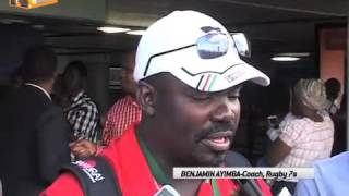 Shujaa to resume training on Wednesday ahead of Dubai 7s
