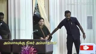 Jayalalitha அம்மாவுக்கு நிகர் அம்மாதான்