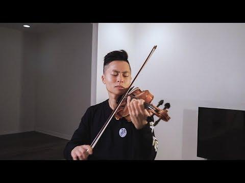 New Rules - Dua Lipa - Violin cover by Daniel Jang