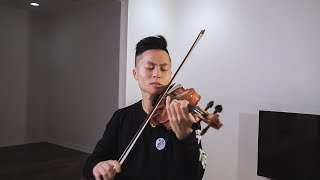 New Rules - Dua Lipa - Violin cover by Daniel Jang