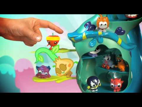 Smyths Toys - Moshi Monsters Beanstalk Full of Moshlings