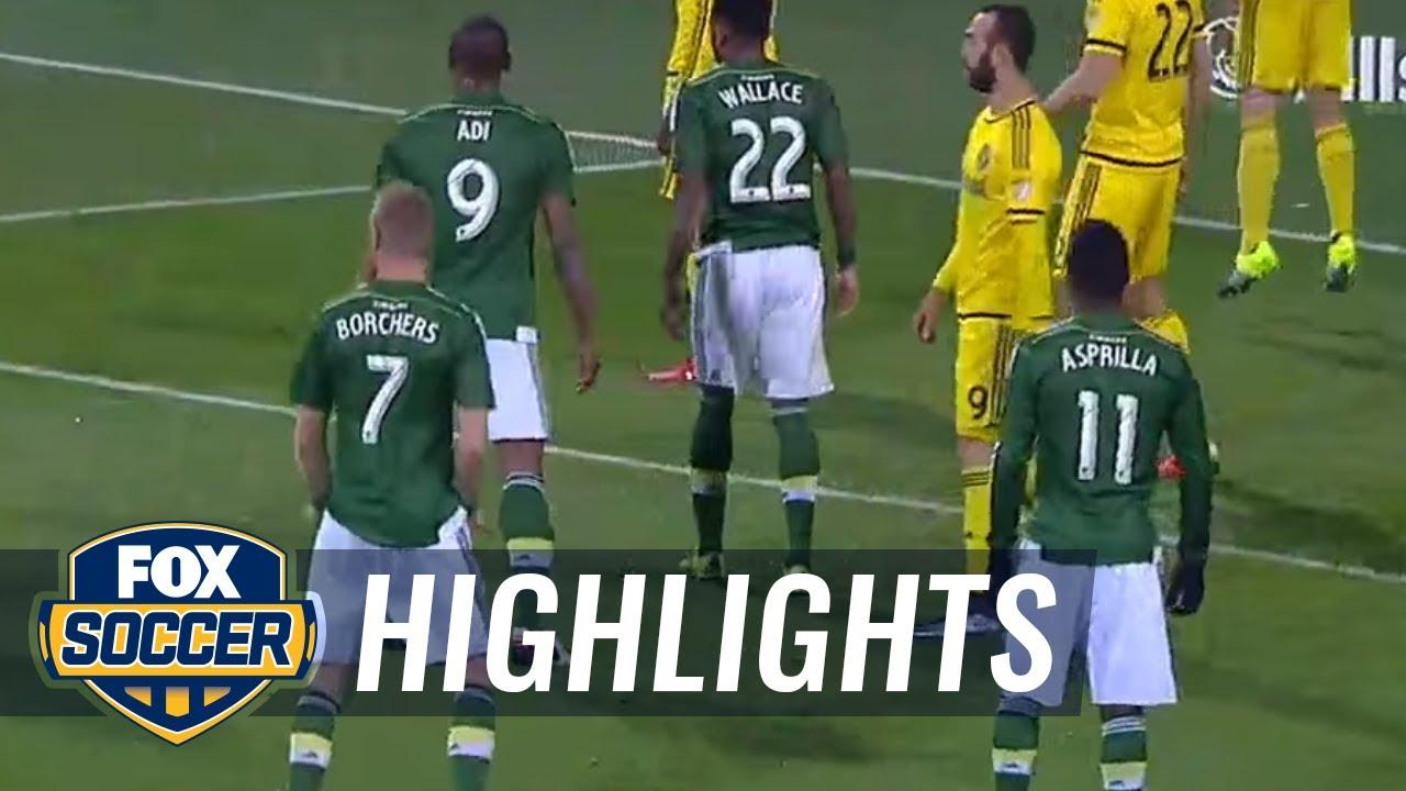 Columbus Crew vs. Portland Timbers | 2015 MLS Final Highlights