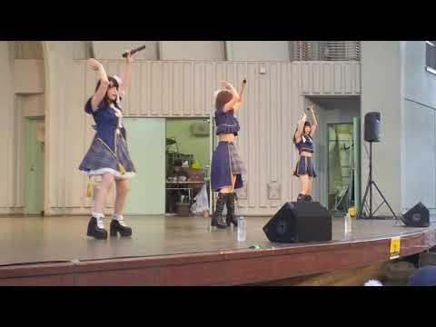 アマツヲトメ 2019年8月30日 idol campus 上野公園野外ステージ