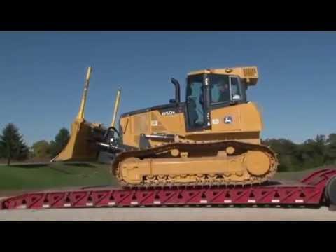 John Deere Crawler Dozer Safety Tips