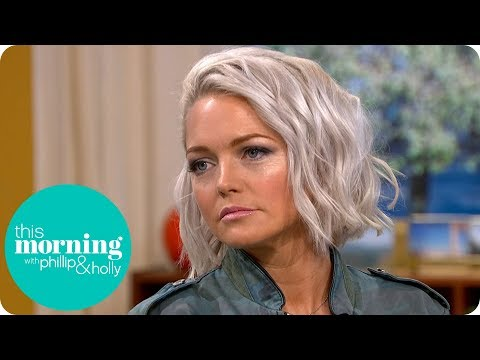 S Club 7's Hannah Spearritt's Boob Job Left Her Constantly Ill  This Morning