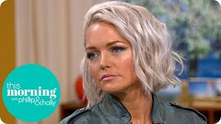 S Club 739;s Hannah Spearritt39;s Boob Job Left Her Constantly Ill  This Morning
