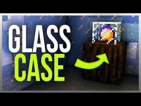 ✔️ Store VALUABLES In GLASS CASE! (Tutorial Included!)