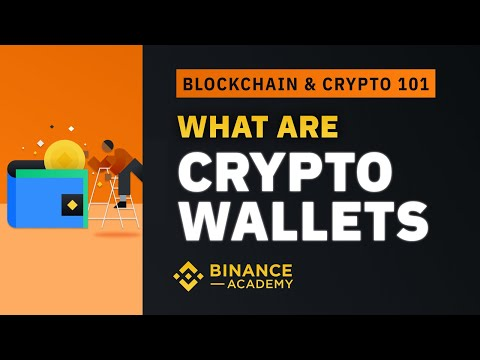 Cryptocurrency Wallets Explained   What Are Crypto Wallets?