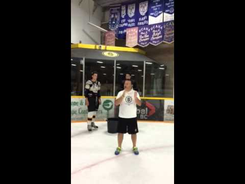 Head Coach Aldo Bruno ALS Ice Bucket Challenge