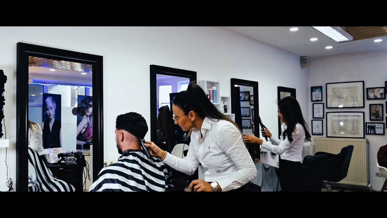 Si`Bella Hair Studio Schwandorf   Imagefilm