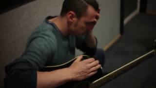Роман Ягупов - работа в студии. Песня «Про любовь»