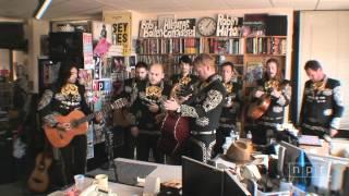 Mariachi El Bronx: NPR Music Tiny Desk Concert