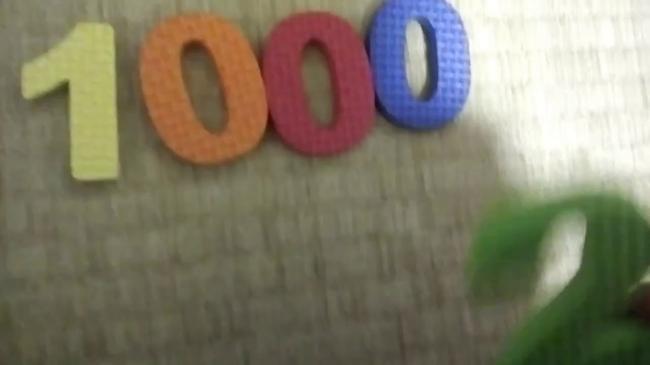 Thank you for 2000 subscribers