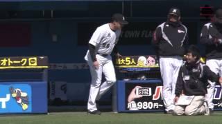 2014年新加入選手紹介セレモニー