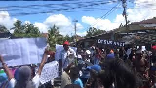 Masyarakat Papua Menolak Otsus Jilid II