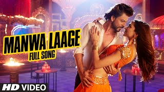 Gambar cover OFFICIAL: 'Manwa Laage' FULL VIDEO Song | Happy New Year | Shah Rukh Khan | Arijit Singh