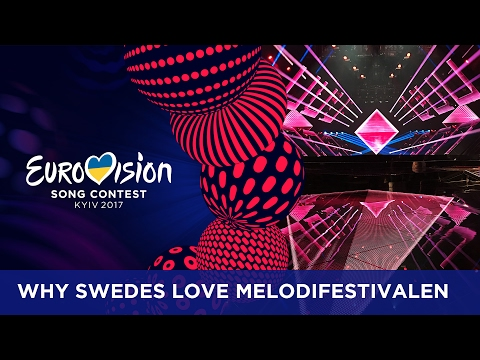Why do Swedes love Melodifestivalen?