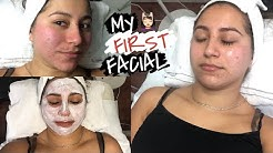 VLOG: My Deep Cleansing Facial Experience! ????????❤️