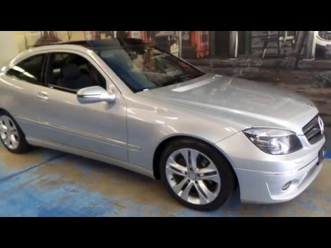 2010 Mercedes Benz CLC200 Evolution Coupe 66K
