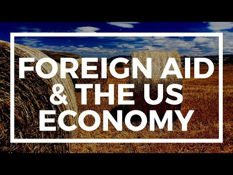 HOW HELPING OTHER COUNTRIES HELPS THE US ECONOMY- Misconception Mondays Episode 1