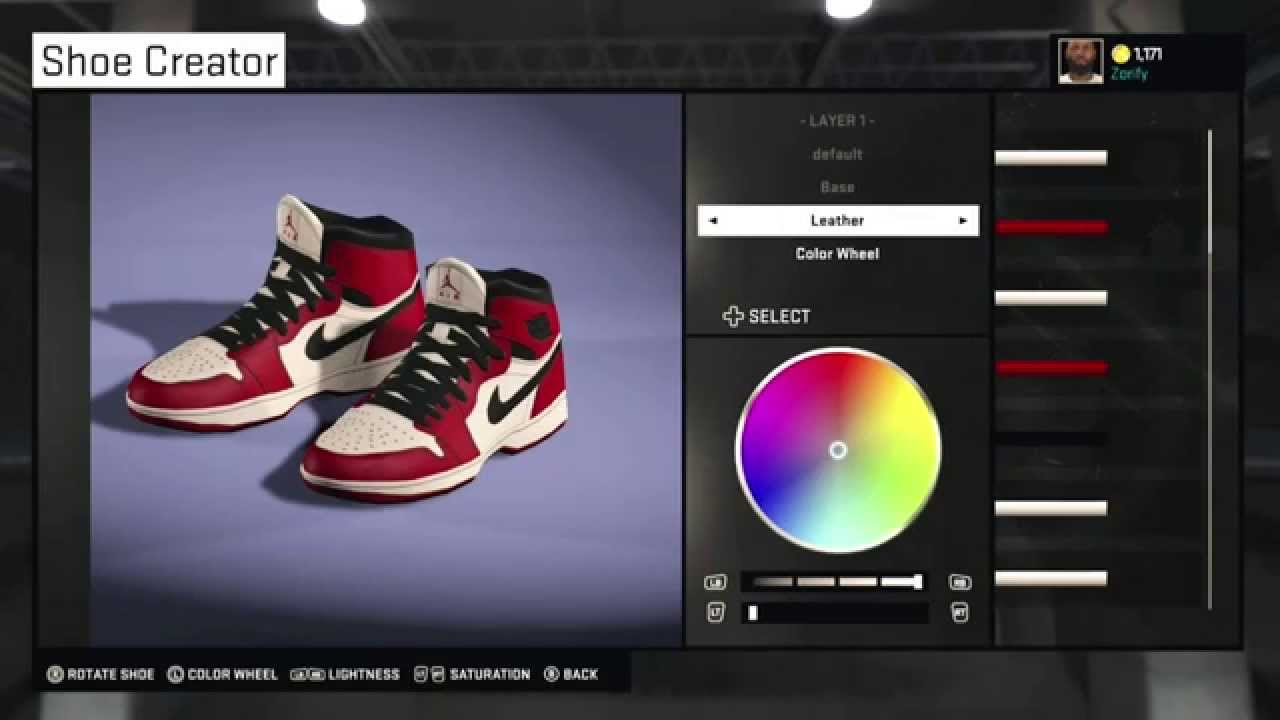 why does air jordan banned from nba 2k15