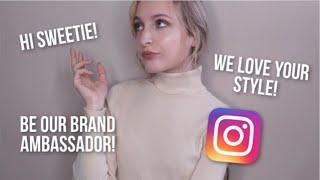 """Let's Talk Instagram """"Ambassador"""" SCAMS..."""