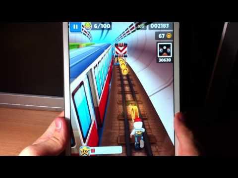 Subway Surfers Сабвей Серф скачать игру на планшет