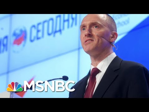 Chris Hayes: Carter Page FISA Argument Makes No Sense | The Beat With Ari Melber | MSNBC