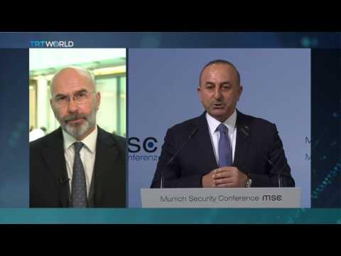 Munich Security Conference: Cavusoglu addresses global security meeting