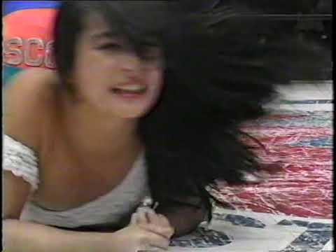 The Scorpion vs Cuty Suzuki (Hair vs Mask / JWP/UWA Jr Title) 10/10/1991 - JWP