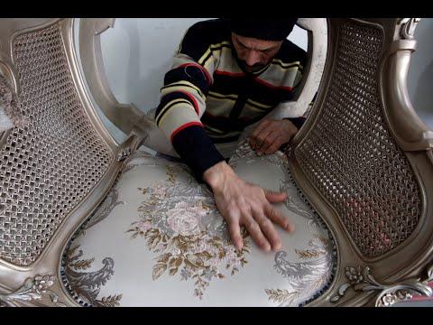 مدينة دمياط للأثاث بادرة وطنية للقوى العاملة في مصر  - 17:01-2020 / 2 / 25